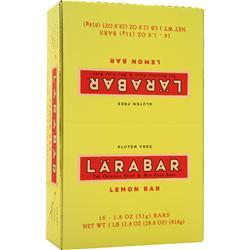 LARA BAR LaraBar Lemon Bar 16 bars