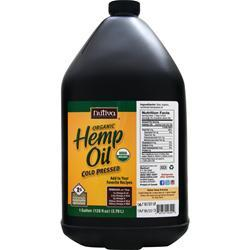 Nutiva Organic Hemp Oil Liquid 128 fl.oz