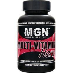 MGN Multi-Vitamin Hers 90 caps