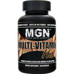 MGN Multi-Vitamin His 90 caps