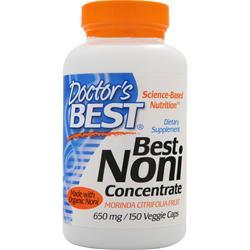DOCTOR'S BEST Best Noni Concentrate (1300mg) 150 vcaps