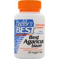 Doctor's Best Best Agaricus Blazei 90 vcaps