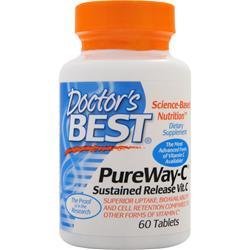 Doctor's Best Vitamin C with PureWay-C 60 tabs