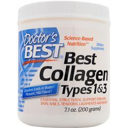DOCTOR'S BEST Best Collagen Types 1&3 Powder 200 grams