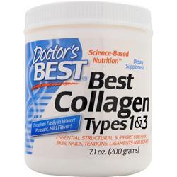 Doctor's Best Best Collagen Types 1&3 Powder 200 grams