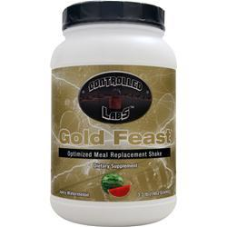 CONTROLLED LABS Gold Feast - Optimized Meal Replacement Shake Juicy Watermelon 3.3 lbs