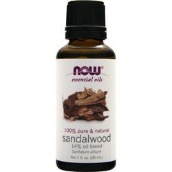 NOW Sandalwood 1 fl.oz