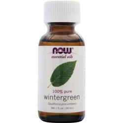 Now Wintergreen 1 fl.oz