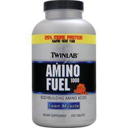 TWINLAB Amino Fuel 1000 Mass Orange Rush 32 fl.oz