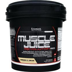 ULTIMATE NUTRITION Muscle Juice Revolution 2600 Cookies n' Cream 11.1 lbs