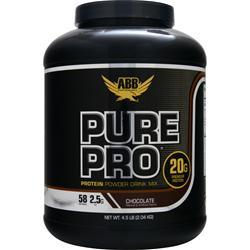AMERICAN BODYBUILDING Pure Pro Shake Chocolate 4.5 lbs
