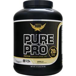 AMERICAN BODYBUILDING Pure Pro Shake Vanilla 4.5 lbs