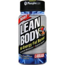 LABRADA Lean Body 60 caps