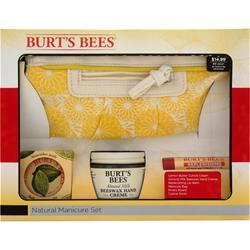 Burt's Bees Natural Manicure Set 5 unit
