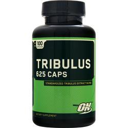 OPTIMUM NUTRITION Tribulus 625 100 caps