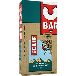 CLIF BAR Clif Bar Oatmeal Raisin Walnut 12 bars