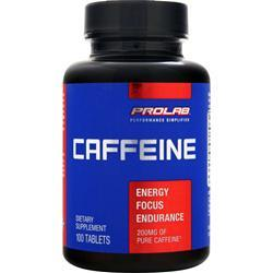 ProLab Nutrition Caffeine 100 tabs