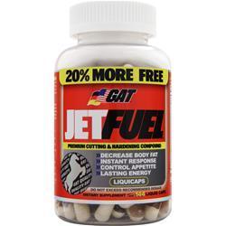 GAT Jetfuel 144 lcaps