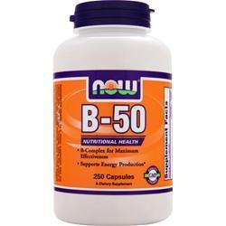 NOW B-50 Complex 250 caps