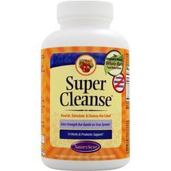 NATURE'S SECRET Super Cleanse For Your Colon 200 tabs