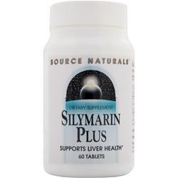 Source Naturals Silymarin Plus 60 tabs