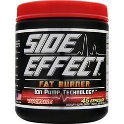 SIDE EFFECT Fat Burner Tangerine 250 grams