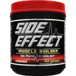 SIDE EFFECT Muscle Builder Tangerine 750 grams