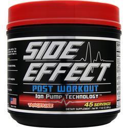 Side Effect Post Workout Tangerine 500 grams