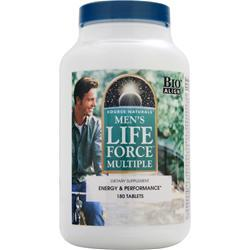 SOURCE NATURALS Men's Life Force Multiple 180 tabs