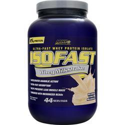 MHP IsoFast Whey Milkshake Vanilla Milkshake 1278 grams