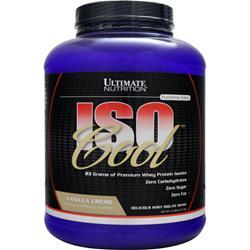 ULTIMATE NUTRITION Iso Cool Vanilla Creme 5 lbs