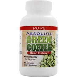 ABSOLUTE NUTRITION Absolute Green Coffee Bean Extract 60 caps