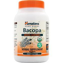 HIMALAYA Bacopa 60 cplts