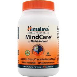 Himalaya MindCare 60 vcaps