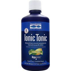 TRACE MINERALS RESEARCH Ionic Tonic Lemon Lime 32 fl.oz