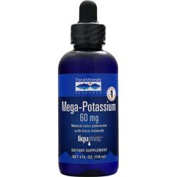 TRACE MINERALS RESEARCH Mega-Potassium (60mg) 4 fl.oz