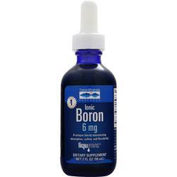 TRACE MINERALS RESEARCH Ionic Boron (6mg) 2 fl.oz