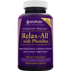 MRM Relax-All with Phenibut 60 vcaps
