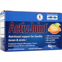 TRACE MINERALS RESEARCH ActivJoint (packets) Tangerine 30 pckts