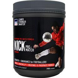 MMUSA Kick Pre-Match Raspberry 700 grams