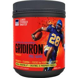 MMUSA Gridiron Bio-Dynamic Pre-Game Formula Strawberry 800 grams