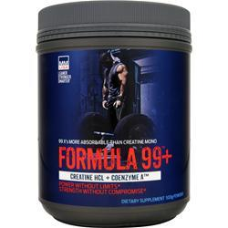 MMUSA Formula 99+ Unflavored 500 grams