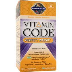 Garden Of Life Vitamin Code - Perfect Weight 120 vcaps