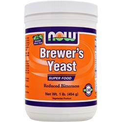 NOW Brewer's Yeast 1 lbs