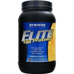 DYMATIZE NUTRITION Elite Egg Protein Smooth Vanilla 2.02 lbs