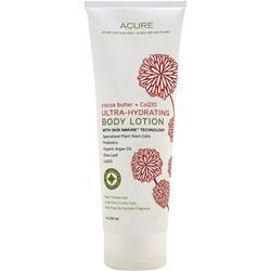 ACURE Body Lotion Cocoa Butter + CoQ10 8 oz