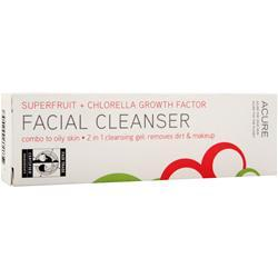 ACURE Facial Cleanser Superfruit + Chlorella 4 oz