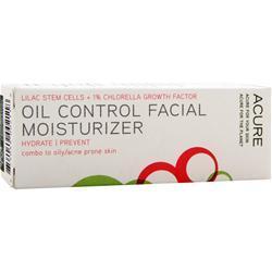 ACURE Oil Control Facial Moisturizer 1 oz
