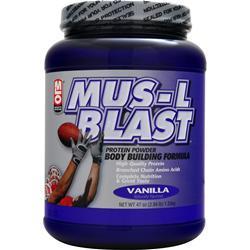 MLO Mus-L-Blast Vanilla 47 oz