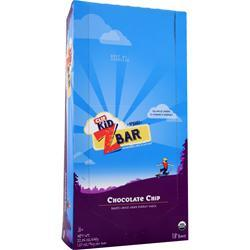 Clif Bar Z Bar for Kids Chocolate Chip 18 bars